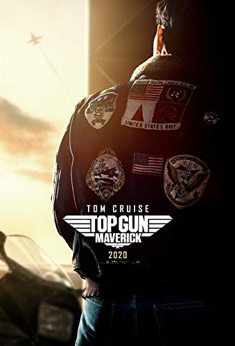 TOP Gun : Maverick - U.S Movie Wall Poster Print - 30cm x 43cm / 12 Inches x 17 Inches Top Gun 2