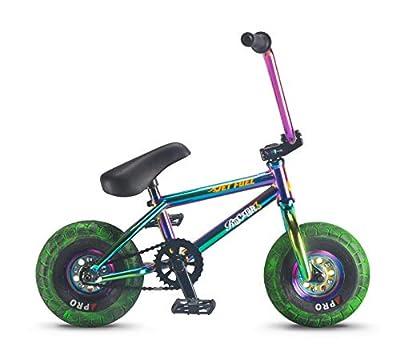 Jet Fuel Rocker 3+ Mini-BMX-Fahrrad
