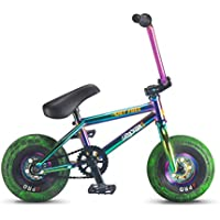 Rocker 3+ Crazymain Jet Fuel Freecoaster Mini BMX Bike (Neochrome)