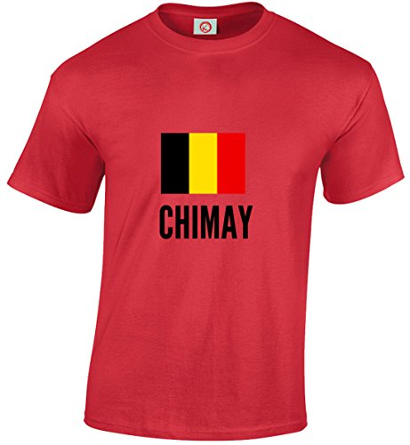 t-shirt-chimay-city-rossa
