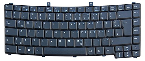 NExpert deutsche QWERTZ Tastatur für Acer TravelMate 4000 4020 4060 4070 Series DE Acer Travelmate 4000 Notebook