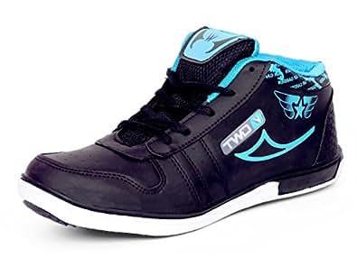 Touchwood Men's Stargrip Blue Sports Running Shoes