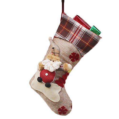 Westeng Weihnachten Kinder Stiefel Geschenk Geschenkbox Weihnachtsserie Ohrringe Weihnachten Weihnachtszeremonie