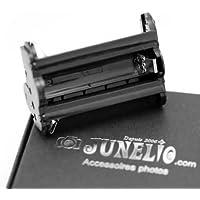 JUNELIO - Marque française - Tiroir piles support de baterrie équivalent à Pentax D-BH109 conçu pour Pentax K-r - Réf SP109