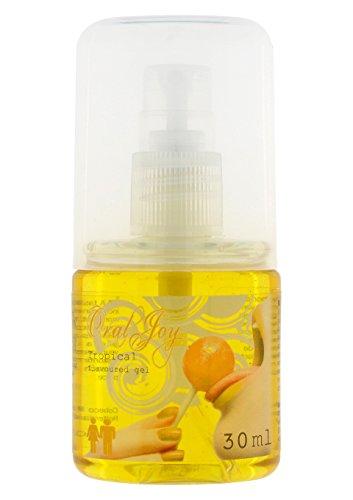 Cobeco Intimgel'Oral Joy New Tropical' 30 ml, 1er Pack (1 x 30 ml)