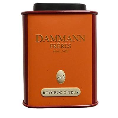 Dammann Frères - Thé Rooibos Citrus -100gr boite
