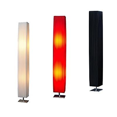 Designer Stehlampe Facile weiß von Riess-Ambiente oHG auf Lampenhans.de