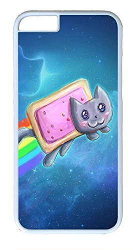 iphone-6-cases-acesr-plastic-hard-case-cover-for-apple-iphone-6-47inch-screen-white-border-nyan-cat-