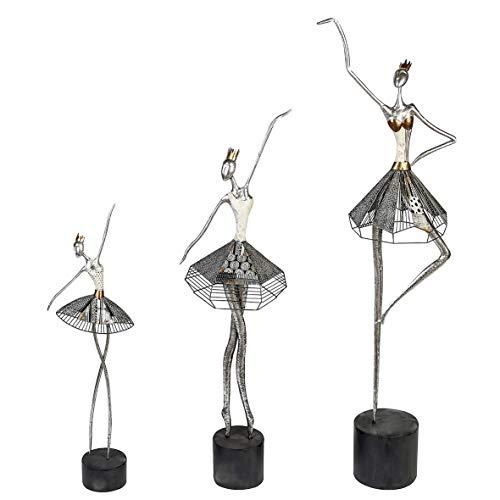 Figur Ballerina 116 x 36 cm| Wohndekoration -