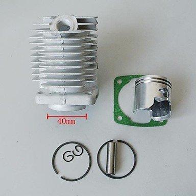 LISABOBO @ 40mm poche cylindres de moto kits de piston