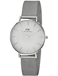 Daniel Wellington Unisex Erwachsene Digital Quarz Uhr mit Edelstahl Armband DW00100164