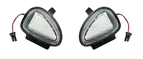 Clignotant Retroviseur Polo - EX1 Auto Voiture Lumière Sous Le Rétroviseur