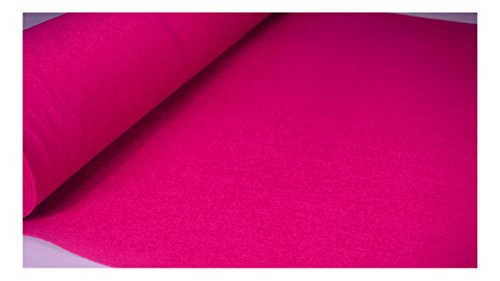 Fabrics-City PINK BASTELFILZ FILZ STOFF 100CM~4MM~ FILZSTOFF STOFFE, 3984