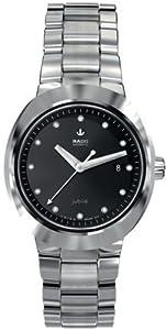 Rado D-Star Lady Automatic S Ceramos R15947703 Watch 33mm