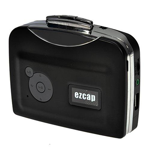 Tukzer® Mejor calidad mano Cassette to MP3 Converter