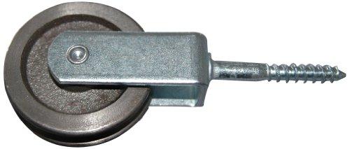 Sufi 6146533 Simple Metal Pulley Zinc-Plated Steel 50 mm Test