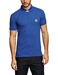 Selected Herren Poloshirt Aro Embroidery, Einfarbig