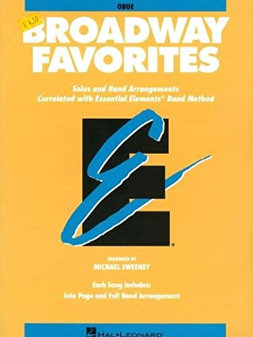 Broadway Favorites (correlated with Essential Elements Band (Oboe Solo)