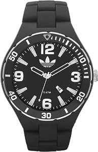 Adidas Unisex Cambridge Black Resin Strap Watch ADH2603