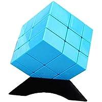 Comparador de precios WYB Cubos Mágicos Cubos Heterosexuales Espejo De Tercer Orden Cubos Mágicos Cubos De Rompecabezas para Niños,Blue,57Mm - precios baratos