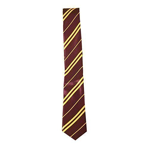 School Fancy Dress Costume Accessories (Glasses, Tie, Scarf, Braces & Wand) (Tie)