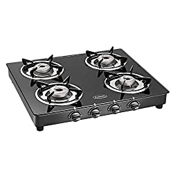 Padmini Gas Stove Cs-4Gt Cloud