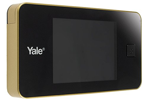 Spioncino elettronico digitale di Yale con display da 3,2 pollici
