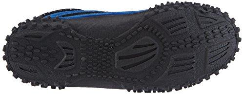 Playshoes Badeschuhe Aquaschuhe Surfschuhe 174501 Unisex-Erwachsene Aqua Schuhe Blau (blau 7)