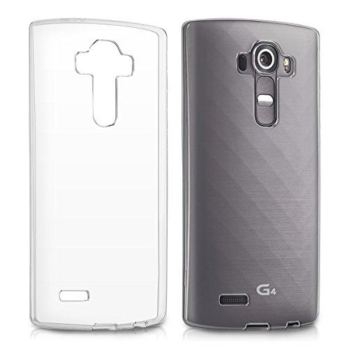 31c75b89630 kwmobile Funda para LG G4 - Carcasa Protectora de [TPU] para móvil - Cover