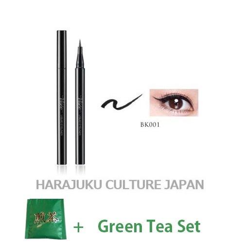 Visee Richer Liquid Eyeliner - BK001 (Green Tea Set)