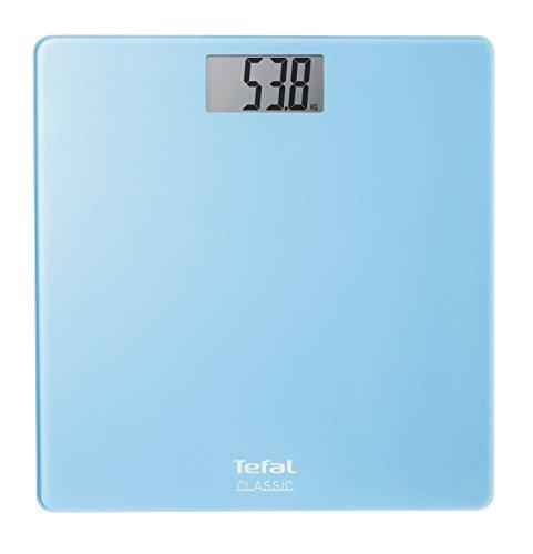 Tefal PP1101 Classic Glass Light Blue - Bilancia Pesapersona
