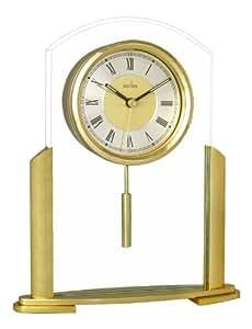 Acctim 36528 Astwood Mantel Clock, Gold