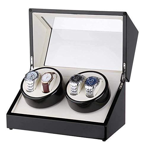 bxbx Automatischer Uhrenbeweger, Einzelner Uhrenbeweger Extrem Leises Drehen Perfekt Für Das Büro Im Schlafzimmer