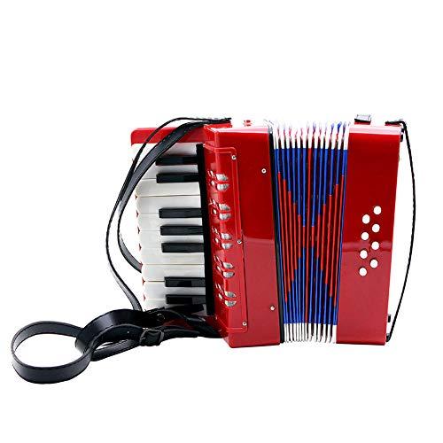 Musikinstrumente BINO 86584 Akkordeon