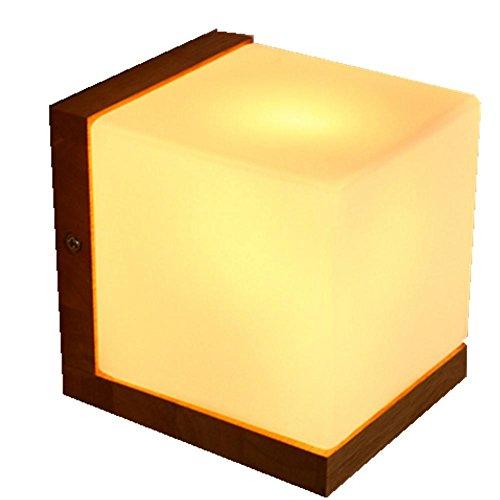 FWEF Candy vetro pulsante Square parete lampada
