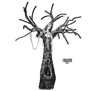 WIDMANN Árbol Halloween stregato Unisex-Adult, talla única, vd-wdm01429
