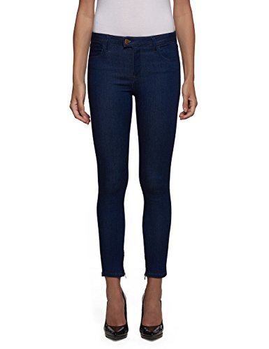Replay Touch, Jeans Donna Blu (Dark Blue)