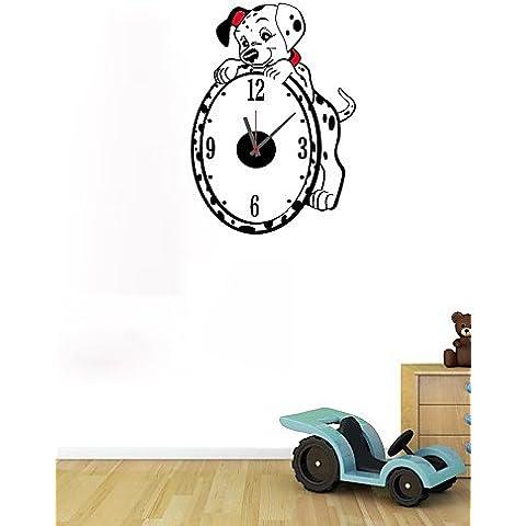 A cerchio/novità modern/stile classico orologio da parete contemporaneo, animali/Paesaggi//matrimonio/famiglia/amici/compleanno/incise