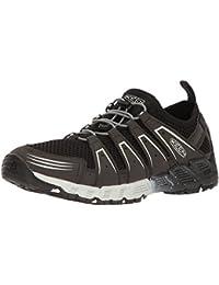 Baymate Sandales Hommes Confortables Chaussures Slip-on De Sports Nautiques Extérieure Maille Chaussures Bleu 44 Gi94X