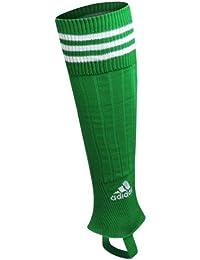 Adidas 3 Stripe Stirru, Calcetines para Hombre, color Verde/Blanco, 37-39