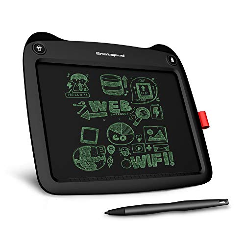 3D Hero LCD Writing Tablet for Kids 9 inch Writing And Drawing E-Writing Tablet Board with Stylus for Children Doodling (Black)