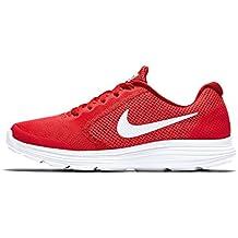 Nike Turnschuhe Rot
