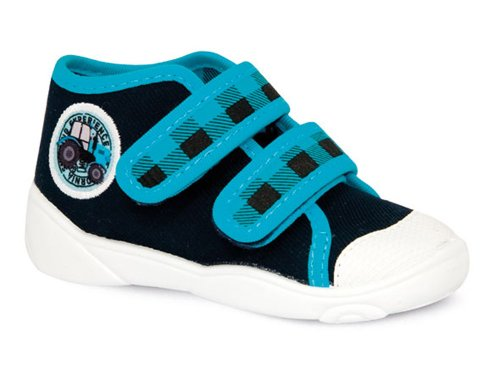 BEFADO Hausschuhe Freizeitschuhe Sneaker 212P Muster-1