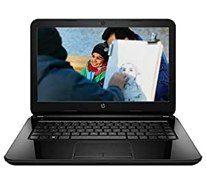 HP 14-r113TU Laptop 14-inch Laptop (Celeron N2840/2GB/500GB/Win 8.1/Intel HD Graphics), Black