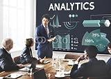 druck-shop24 Wunschmotiv: Analytics Marketing Business Report Concept #118305621 - Bild auf Alu-Dibond - 3:2-60 x 40 cm/40 x 60 cm