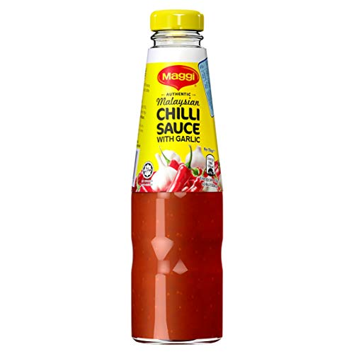 Maggi Chilli Garlic Sauce, 305 g (Pack of 6)