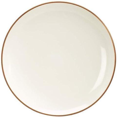 Noritake Colorwave Mini Plate, 6-1/4-Inch, Terra Cotta by Noritake