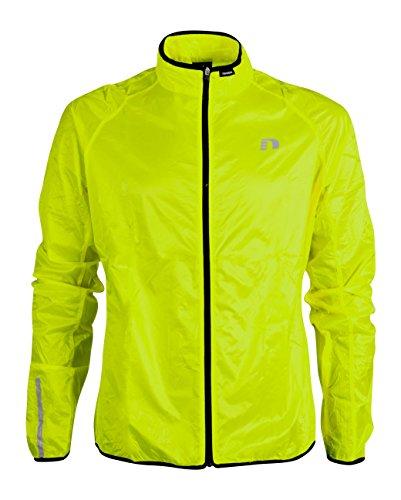 newline Herren Windpack Jacke Windbreaker neon gelb Gr. M Neon Windbreaker