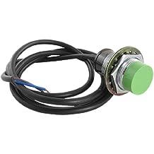 sourcingmap® PR30-15AO 15mm Detektion Induktiver Näherungssensor Schalter Nr. AC 110-220V