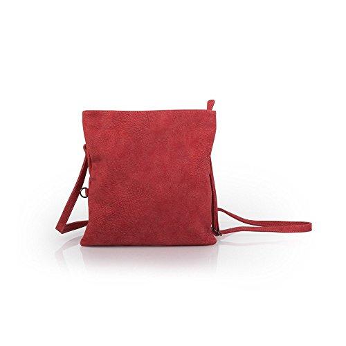 Fritzi Dalla Frizione Ronja Clas Da Donna Della Prussia, 2x30x30 Cm Rosso (rosso1)